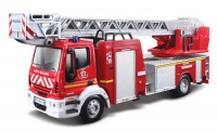 1/50 CAMION MINIATURE DE COLLECTION Iveco Magirus 150E 28 Pompier-BURAGOBUR32001