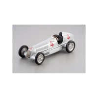 1/18 VOITURE MINIATURE DE COLLECTION MERCEDES-BENZ W25 4 FAGIOLI GP DE MONACO 1935-CMC104
