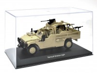1/43 VEHICULE MILITAIRE MINIATURE DE COLLECTION Renault Sherpa Light-ATLAS