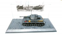 1/72 MILITAIRE MINIATURE DE COLLECTION Pz.Kpfw. IV Sd.Kfz. 161/1-(USSR)-1942-DEAGOSTINI