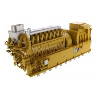 1/25 CATERPILLAR CG260-16 GENERATEUR D'ESSENCE-DIECASTMASTER-DM85287C