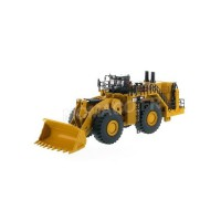 1/125 ENGINS DE TRAVAUX PUBLIC MINIATURE CATERPILLAR 994K-DIECASTMASTERSDM85535