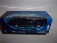 1/32 VOITURE MINIATURE DE COLLECTION SHELBY GT 350 CITY CRUISER NEW RAY