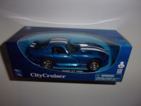 1/32 VOITURE MINIATURE DE COLLECTION FORD GT 2005 CITY CRUISER NEW RAY