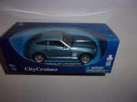 1/32 VOITURE MINIATURE DE COLLECTION CHRYSLER CROSSFIRE CITY CRUISER NEW RAY