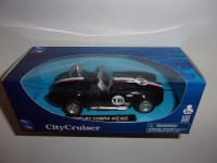 1/32 VOITURE MINIATURE DE COLLECTION SHELBY COBRA 427S/C N°16 CITY CRUISER NEW RAY