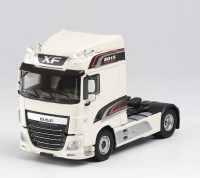 1/43 TRACTEUR CAMION MINIATURE DAF XF EURO 6 SUPERSPACE CABINE 2015 TRACTEUR-ELIGOR115558