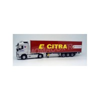 "1/43 CAMION VOLVO FH 4 SEMI ""TRANSPORTS CITRA"" GROUPE BLONDEL-ELIGOR115788"