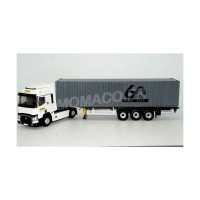 "1/43 CAMION RENAULT T460 CONTAINER ""TRANSPORTS KLINZING""ELIGOR116609"