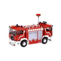 "1/43 CAMION DE POMPIERS MAN F2000 JANUS 4000 ""VERSION OPERATIONNELLE"" TUNNEL DU MONT-BLANC-ELIGOR"