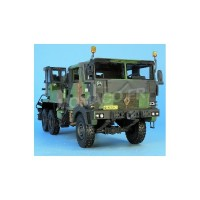 1/48 CAMION MILITAIRE DEPANNEUSE RENAULT TRM10000 CLD-GASO.LINE-MASTERMF48906VC