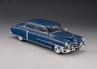 1/43 VOITURE MINIATURE DE COLLECTION Cadillac Fleetwood 75 limousine bleu-1951-GLM121502