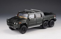 1/43 VEHICULE MINIATURE DE COLLECTION Hummer H2 SUT6 6X6-2012-GLM171001