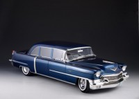 1/18 VOITURE MINIATURE DE COLLECTION Cadillac Series 75 LIMOUSINE 1956-GLM18121101