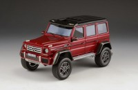 1/43 VEHICULE MINIATURE DE COLLECTION Mercedes G 550 4x4 rouge métallisé-2016-GLM205705