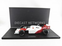 1/12 MCLAREN TAG PORSCHE MP4/2 - WORLD CHAMPION 1984-Pilotes : N. Lauda-GP REPLICAS GP12-05A