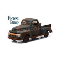 "1/18 FORD F-100 TRUCK 1951 ""FORREST GUMP (1994) - COURS FORREST, COURS !""GREENLIGHTGREEN12968"
