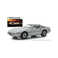 "1/18 CHEVROLET CORVETTE C4 1984 ""BEST PRODUCTION SPORTS CAR IN THE WORLD""GREENLIGHTGREEN13534"