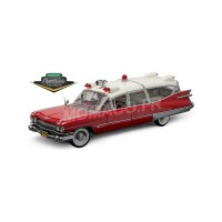 1/18 CADILLAC VEHICULES DE SECOURS AMBULANCE-CADILLAC 1959 AMBULANCE-GREENLIGHTGREENPC18001