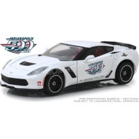 "1/24 CHEVROLET CORVETTE Z06 2015 ""INDIANAPOLIS 500"" PACE CAR-GREENLIGHTGREEN18252"
