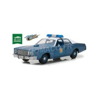 "1/18 PLYMOUTH FURY 1975 ARKANSAS STATE POLICE ""SMOKEY & THE BANDIT (1977)""GREENLIGHTGREEN19044"