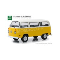 "1/18 VW COMBI VOLKSWAGEN T2B BUS 1978 ""LITTLE MISS SUNSHINE (2006)""GREENLIGHTGREEN19051"