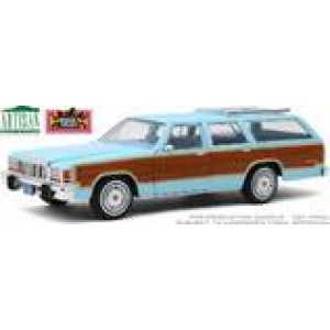 "1/18 FORD LTD COUNTRY SQUIRE 1979 ""CHARLIE'S ANGELS (1976-1981)""GREENLIGHTGREEN19066"