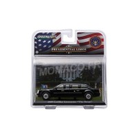 "1/43 CADILLAC LIMOUSINE ""THE BEAST"" ""BARACK OBAMA - DEMOCRATE"" 2009-GREENLIGHTGREEN86110-D"