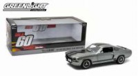 "1/18 FORD MUSTANG GT500 ELEANOR 1967 ""60 SECONDES CHRONO (2000)""-GREENLIGHT"