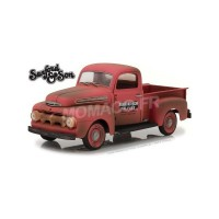 "1/18 VEHICULE DE CINEMA FORD F-100 TRUCK 1952 ""SANFORD AND SON (1972-1977)""GREENLIGHTGREEN12997"