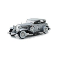 Blanc//Rouge Voiture Miniature de Collection 13532 Greenlight Collectibles