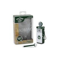 "1/18 ACCESSOIRES MINIATURE POMPE A ESSENCE ""QUAKER STATER"" WAINE 505 1951-GREENLIGHTGREEN14050-A"