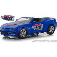 "1/24 CHEVROLET CAMARO CONVERTIBLE ""102 ND INDY 500 - PENNEGRADE MOTOR OIL 500""GREENLIGHT  GREEN18248"