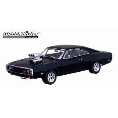 1 43 voiture dodge charger 1970 the fast and furious 2001 greenlight vente de voitures. Black Bedroom Furniture Sets. Home Design Ideas