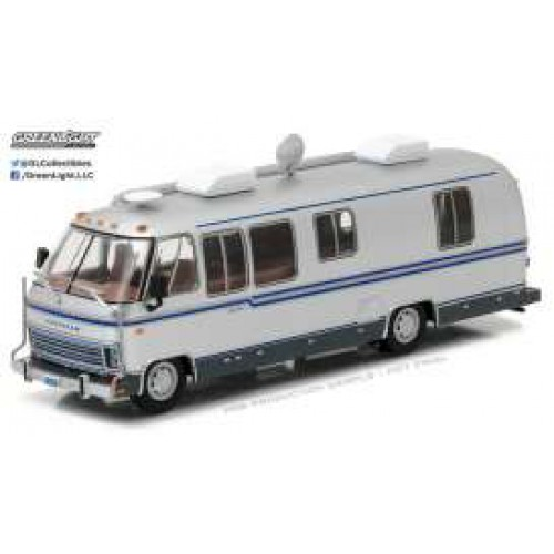 1 43 camping car miniature de collection airstream excella. Black Bedroom Furniture Sets. Home Design Ideas