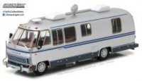 1/43 CAMPING CAR MINIATURE DE COLLECTION AIRSTREAM EXCELLA 280 TURBO-GREENLIGHT