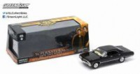 "1/43 CHEVROLET IMPALA SPORT SEDAN 1967 NOIR ""SUPERNATURAL (2005)""-GREENLIGHTGREEN86441"