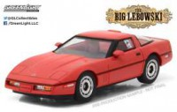 "1/43 CHEVROLET CORVETTE C4 1985 ""THE BIG LEBOWSKI (1998) - LARRY SELLER""GREENLIGHT"