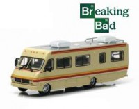 "1/43 CAMPING-CAR FLEETWOOD BOUNDER RV 1986 ""BREAKING BAD (2008-2013)""GREENLIGHT"