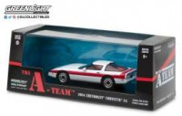 "1/43 CHEVROLET CORVETTE 1984 C4""THE A-TEAM(1983-87 TV SERIES)GREENLIGHTGREEN86517"