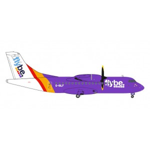 1/200 ATR 42-500 AVIONS MINIATURE DE COLLECTION ATR 42-500 FlyBe G-ISLF - 11.3cm-HERPAHER559331