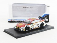 1/43 BMW M4 - DTM 2017-N°15 Blanc / Rouge / Jaune Pilotes : A. Farfus-HERPA9440998DGPC
