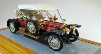 1/43  Rolls Royce Silver Ghost 1910 Balloon Car sn1513 Original Car  Limited serie of 100 pieces-ILARIO43094