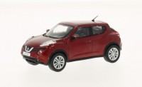 1/43 VOITURE MINIATURE DE COLLECTION Nissan Juke rouge-2015-IXO-PREMIUM-X
