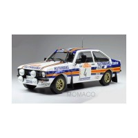 1/18 FORD ESCORT MKII RS1800 4 VATANEN/RICHARDS RALLYE SAN REMO 1980-IXOMODELSIXO18RMC037A