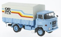 1/43 CAMION MINIATURE DE COLLECTION IFA W50 Orwo film-1975-IXOMODELSTRU027