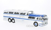 1/43 AUTOBUS AUTOCARS MINIATURE DE COLLECTION Greyhound Sceni cruiser-1956-IXOBUS001