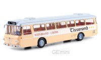 1/43 AUTOBUS/AUTOCAR MINIATURE DE COLLECTION Büssing Senator 12D-IXOMODELSIXOBUS016