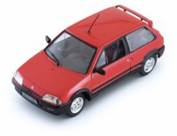 1/43 Citroen AX GTI VOITURE MINIATURE DE COLLECTION Citroen AX GTI rouge-1991-IXOMODELSIXOCLC222