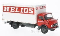 1/43 CAMION MINIATURE DE COLLECTION Mercedes L1618 Helios-1970-IXOMODELSIXOTRU026